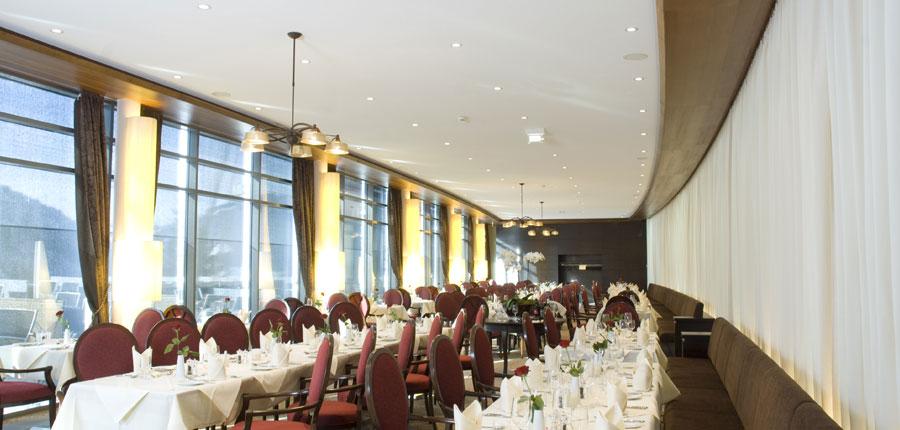 Hotel Schloss Lebenberg, Kitzbühel, Austria - dining room.jpg